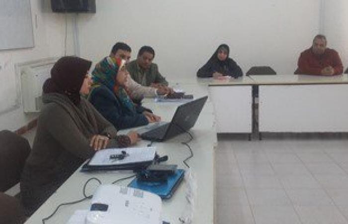 بالصور.. ندوة بمركز إعلام مطروح تطالب الحكومة بحوافز للصناعات الحرفية