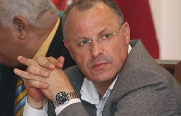 مفاجأة.. أبو ريدة يطالب بهدم أجزاء من استاد بورسعيد إرضاءً للأهلاوية