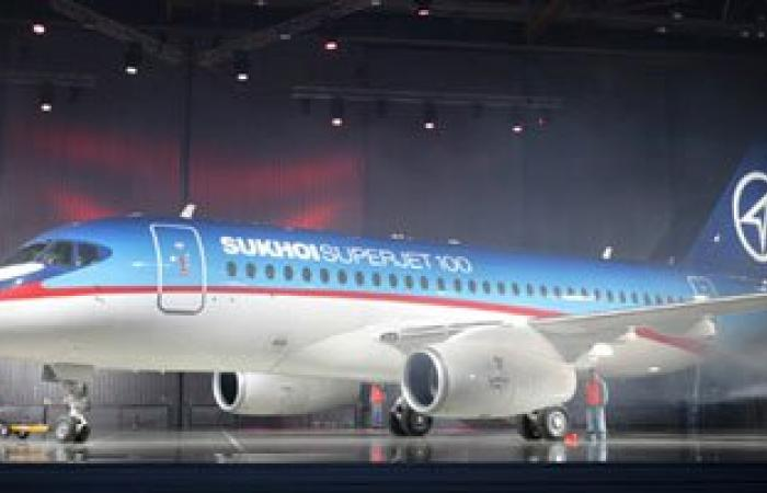 """روسيا تصدر لمصر طائرات """"سوخوى سوبر جيت"""" المدنية قريبا"""