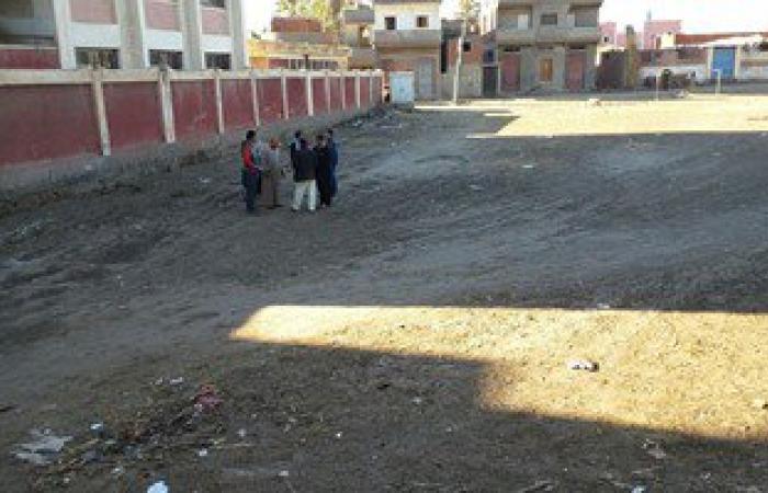أهالى الكرادوة بدسوق يطالبون بتنفيذ قرار بناء مدرسة رياضية