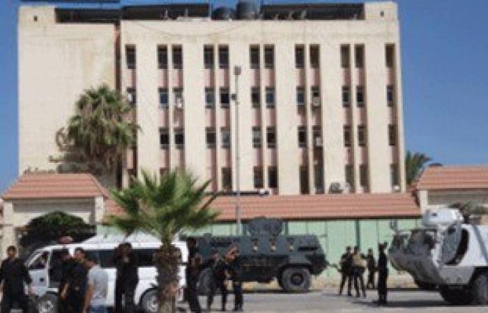 تنفيذ 21 حكم قضائيا بشمال سيناء