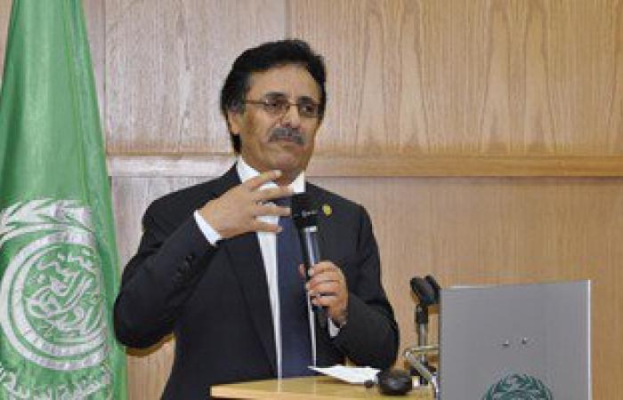"""بحث التعاون المشترك بين المنظمة العربية للتنمية الإدارية و""""التنمية الصناعية"""""""