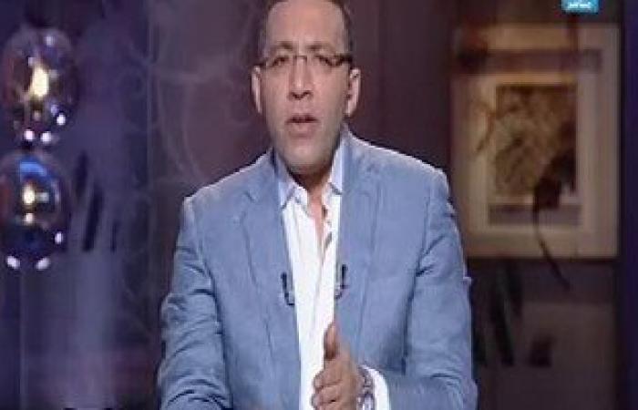 بالفيديو..خالد صلاح لتيمور السبكى:سلم نفسك وجودك تحت طائلة القانون يحميك وعائلتك