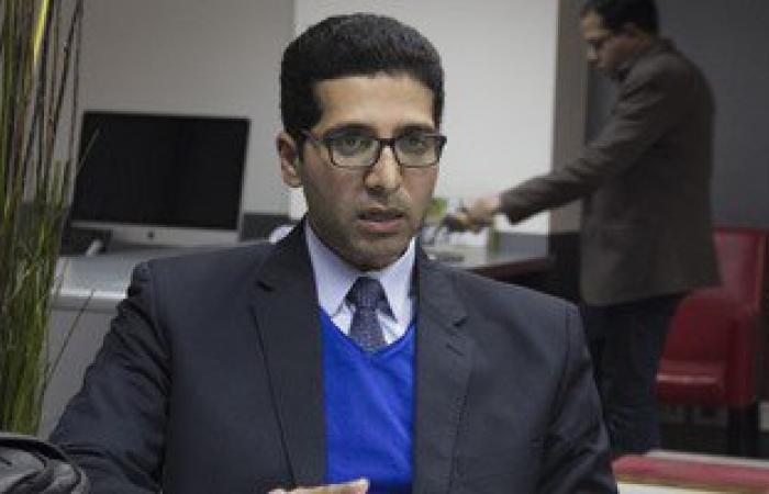 """هيثم الحريرى: الدستور """"حبر على ورق"""" وأدعم أى مبادرة لتفعيله"""