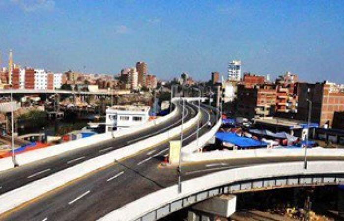أهالى القليوبية يطالبون بإعادة فتح طريق كوبرى بنها الجديد
