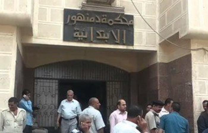 """المتهمون بقتل معاون مباحث كفر الدوار يطعنون على حكم سجنهم أمام """"النقض"""""""