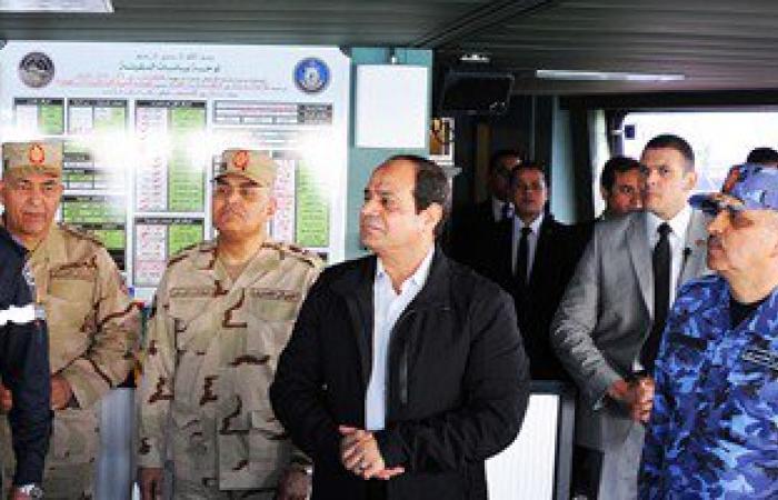 السيسى يكلف الجيش بزيادة السلع الغذائية المطروحة بأسعار مناسبة للمواطنين