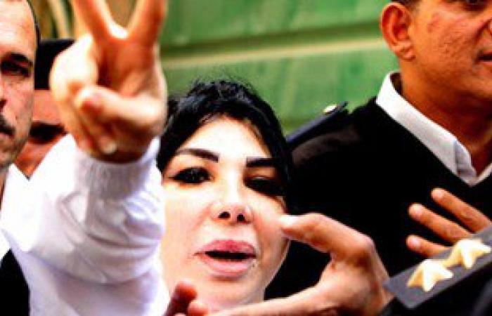 """بالفيديو..غادة إبراهيم عقب براءتها: """" قرصة ودن ومش هبطل أتكلم فى السياسة"""""""