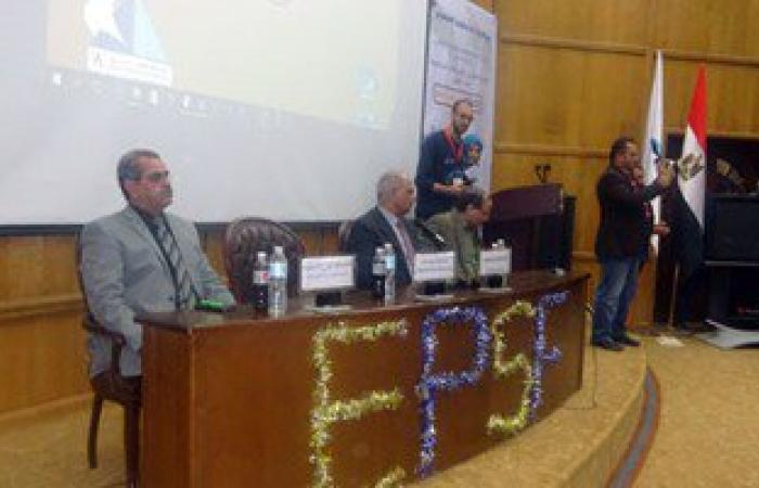 بالصور.. رئيس جامعة كفر الشيخ يختتم فعاليات أسبوع العلوم بجامعة كفر الشيخ
