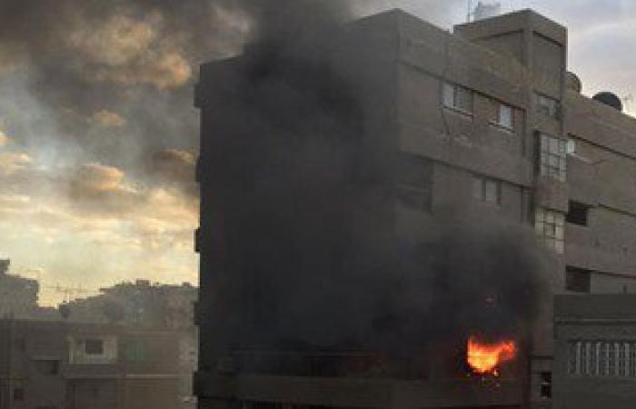 إصابة 3 أشخاص باختناق فى حريق بشقة سكنية فى الغردقة