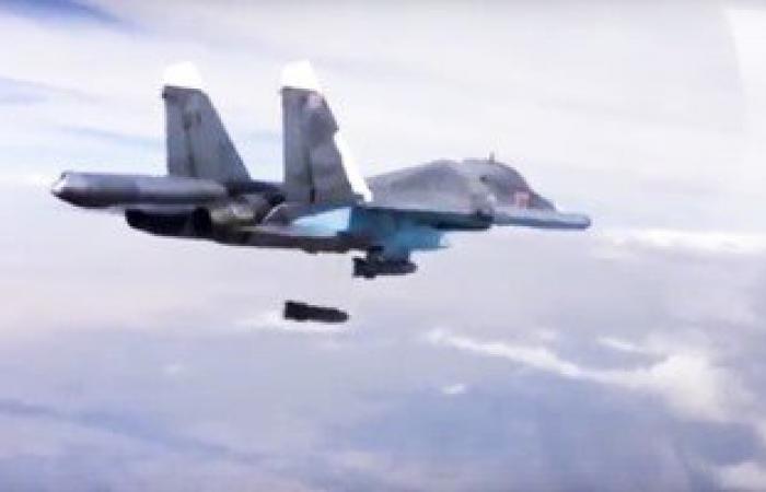 """أركان القوات الروسية: مستمرون فى ضرب """"داعش"""" بسوريا على الرغم من الانسحاب"""