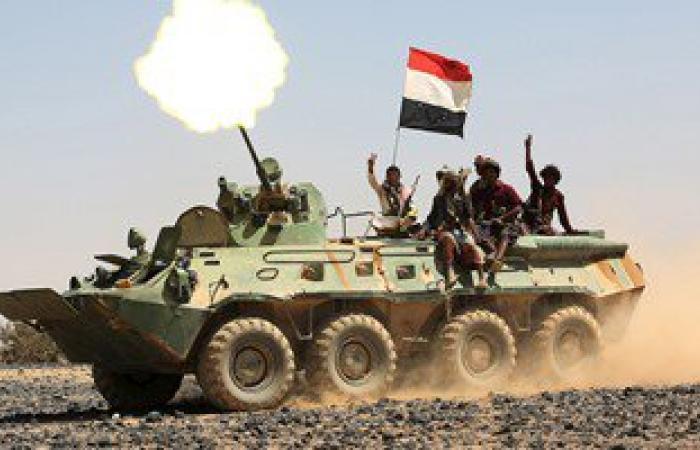 طائرات التحالف تقصف معسكر جبل النهدين جنوب صنعاء