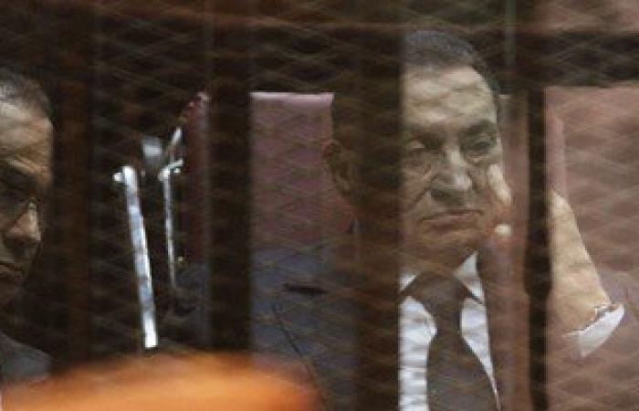 مصادر: مبارك مستعد لحضور محاكمته فى أى مكان ولكن الداخلية لا تستطيع تأمينه