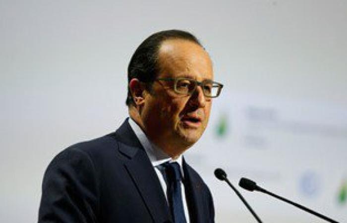 الإليزيه: الرئيس الفرنسى يزور مصر ولبنان والأردن من 16 إلى 19 أبريل