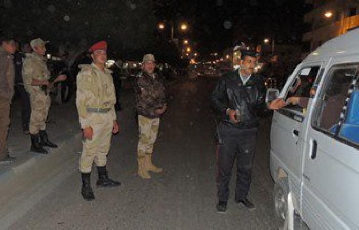 تواصل العمليات الأمنية داخل مدينة العريش لتطهير المنطقة من المطلوبين