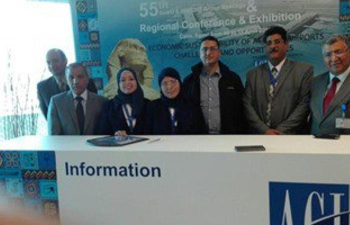 وصول الوفود المشاركة فى مؤتمر منظمة العمل العربية بدورته الـ43