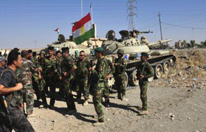 القوات الكردية تعتقل 15 من داعش بكركوك ودهوك شمالى العراق