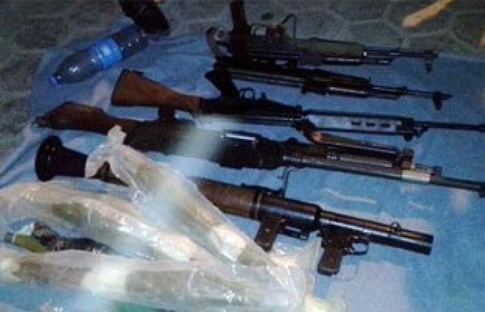 حبس عاطل 4 أيام لاتهامه بحيازة أسلحة نارية فى حلوان