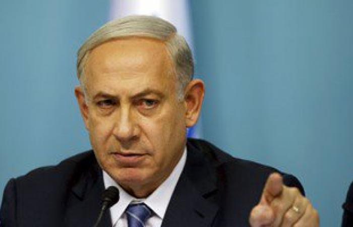 نتنياهو يهاجم مشروع قرار للسلطة الفلسطينية فى مجلس الأمن حول إدانة الاستيطان