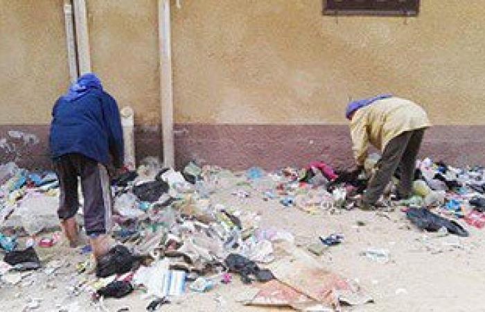 مجلس مدينة العريش يواصل حملات تنظيف الأحياء