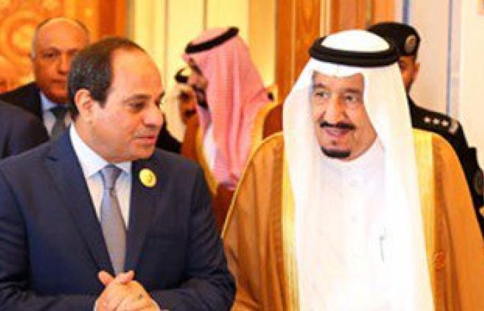 توقيع اتفاقية ترسيم الحدود البحرية بين مصر والسعودية