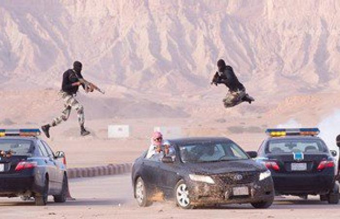 بالصور..تدريبات مذهلة للقوات الخاصة السعودية لدحر الإرهاب بأحدث المعدات