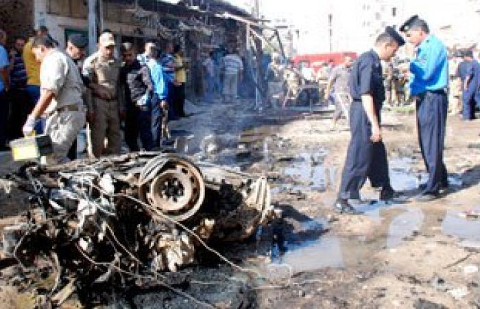 مقتل إمام جامع ونجله إثر انفجار عبوة ناسفة بمحافظة ديالى شمال العراق