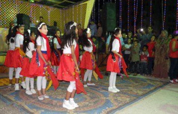 """""""كيما أسوان"""" تكرم 250 طفلاً فى حفل يوم اليتيم"""