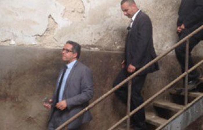 وزير الآثار من الشرقية: الاستعانة بالقطاع الخاص لتطوير المناطق الأثرية