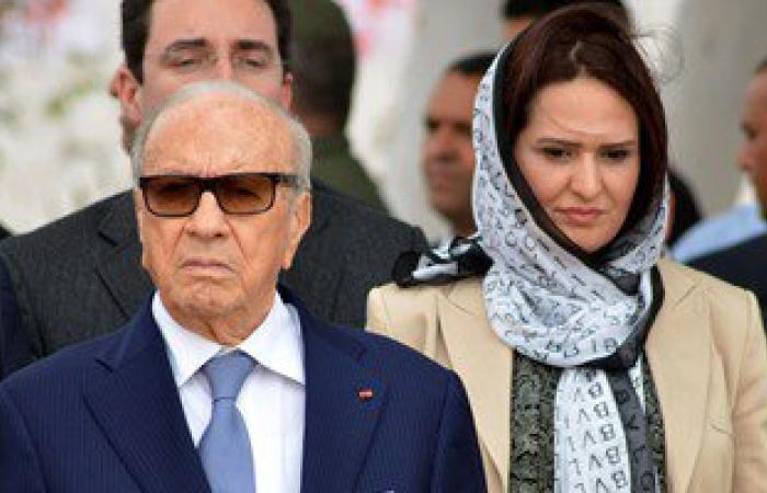 بالصور.. الرئيس التونسى يزور بن قردان بعد شهر على هجمات إرهابية دامية
