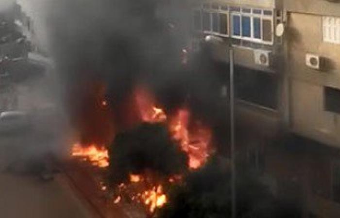 انفجار فرن شوائب مصنع الدلتا للسكر فى كفر الشيخ