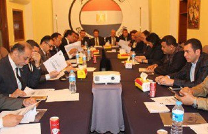 """بالصور..""""دعم مصر"""" يكشف تفاصيل اجتماعه أمس.. ويؤكد: سنمنح الثقة للحكومة"""
