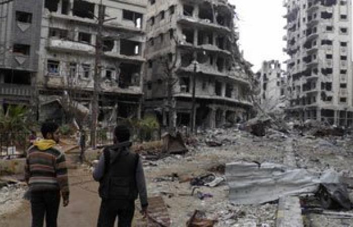 المرصد السورى: اشتباكات عنيفة بين مقاتلى المعارضة والقوات السورية قرب حلب