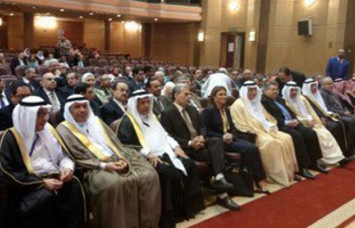 وزير المالية السعودى يصل مستشفى قصر العينى لوضع حجر التطوير