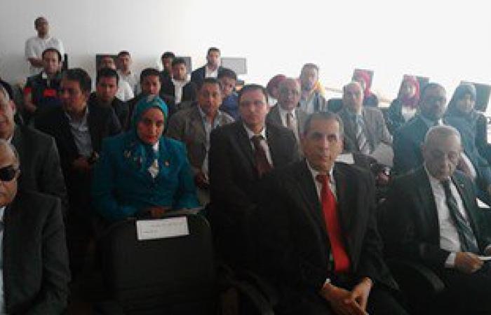 افتتاح سفارة المعرفة بكلية الهندسة جامعة بورسعيد