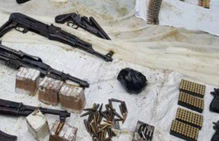 مباحث القاهرة تضبط 3 عاطلين وبحوزتهم أسلحة نارية وذخيرة