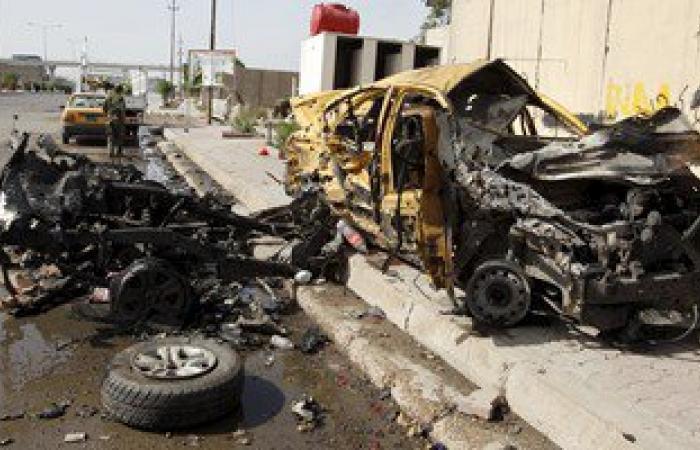 13 قتيلا وأكثر من 40 مصابا فى تفجيرين ببغداد