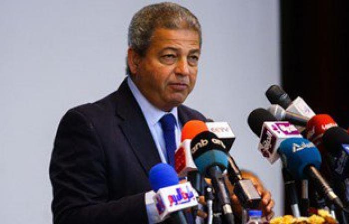 خالد عبد العزيز يطالب بالعمل بقانون الرياضة القديم