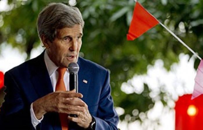 جون كيرى: الدول الداعمة للأسد والمعارِضة أكدت التزامها بسوريا موحدة