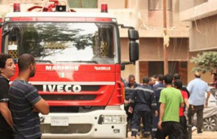 السيطرة على حريق بشقة سكنية فى المهندسين دون إصابات