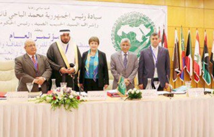 انتخاب عبد الله محارب مديرا عاما للألكسو 2017- 2021