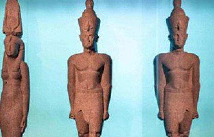 """لندن تعرض آثار مدينة """"أتلانتس المصرية"""" بالمتحف البريطانى"""
