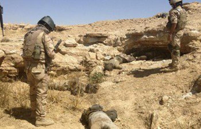 القوات العراقية تُدمر 8 سيارات مفخخة وتقتل العشرات من داعش فى الرطبة