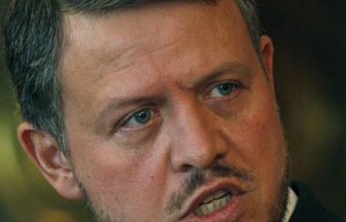 """الملك عبد الله: الأردن وصل إلى """"نقطة التشبع"""" فى أزمة اللاجئين السوريين"""