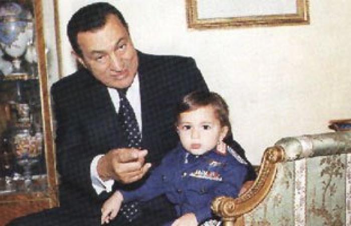 """""""الأهرام"""" تنشر نعيا من أحد مؤيدى مبارك فى الذكرى السابعة لوفاة حفيده"""