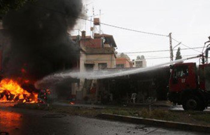 مقتل 28 وإصابة 30 آخرون فى انفجار سيارة مفخخة شرق مدينة مصراتة الليبية