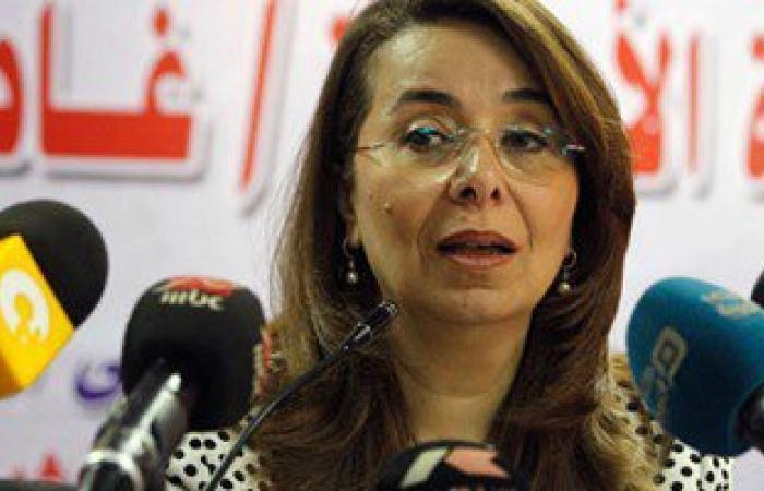 وزيرة التضامن: منح شيكات لمتضررى حريق الغورية وفقا لحجم الخسائر