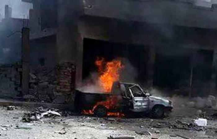 مقتل 16 مدنيا بينهم 6 أطفال فى قصف لقوات النظام بوسط سوريا
