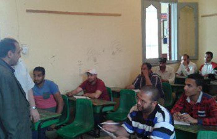 """""""تعليم الكبار بسوهاج"""": تدريب 50 معلم ومعلمة للعمل بالمشروع القومى لمحو الأمية بجرجا"""