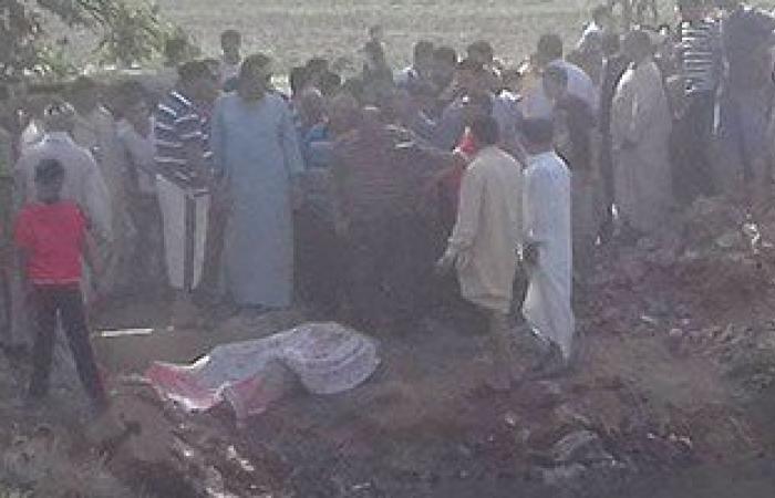 بالصور.. العثور على جثة عامل غارقا بمياه نهر النيل فى قرية سنباط بالغربية